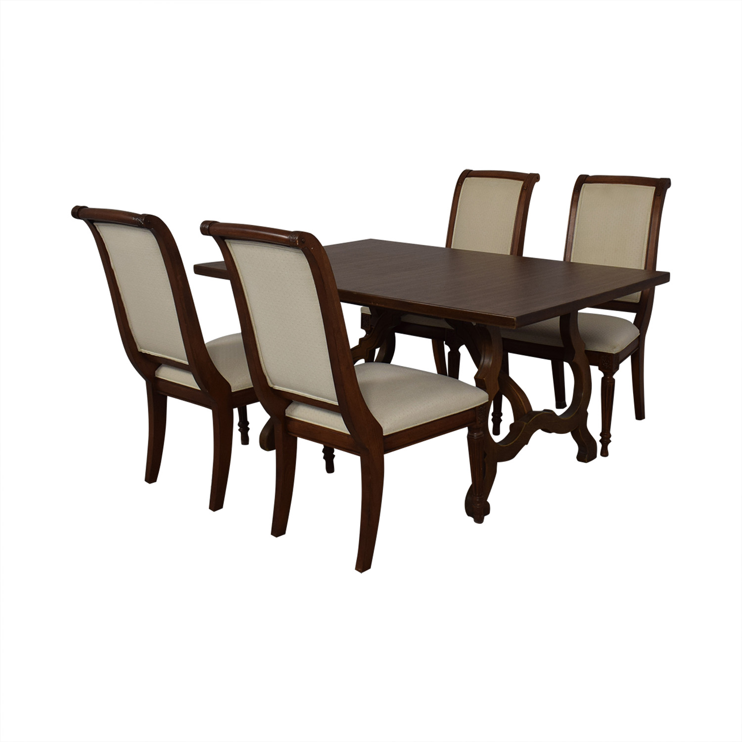 Modern Extendable Dining Set