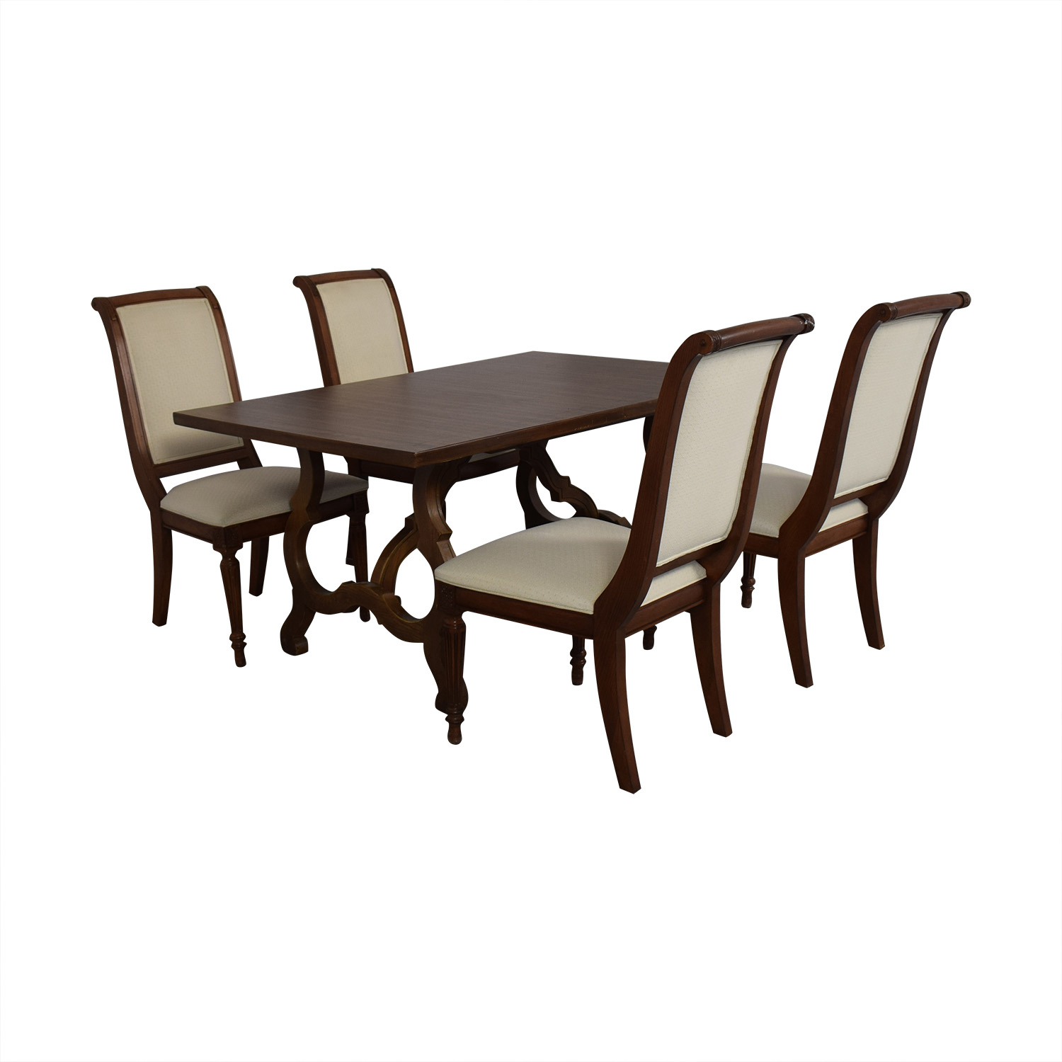 buy  Modern Extendable Dining Set online