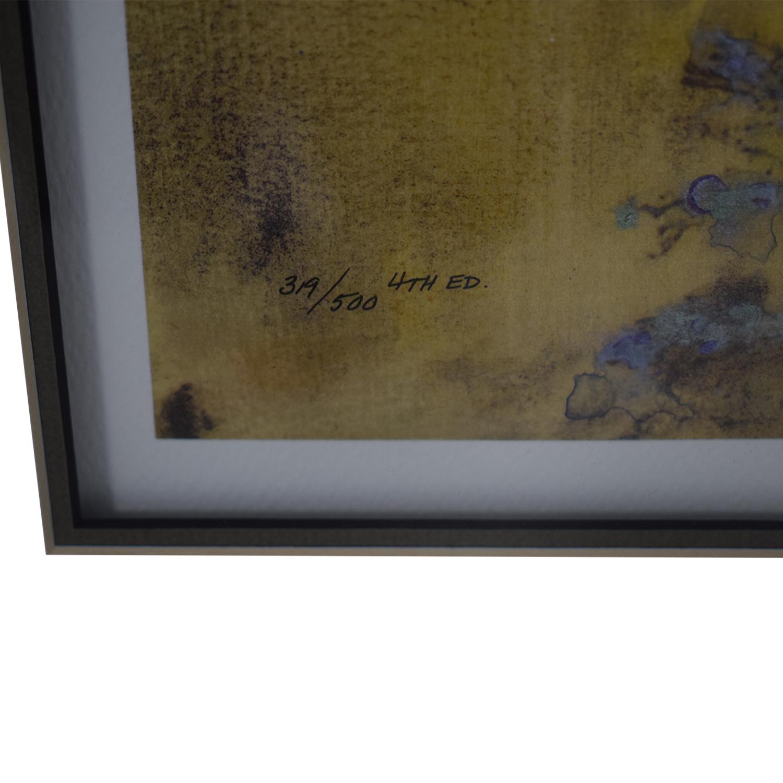 Ethan Allen Ethan Allen Botanical Framed Prints