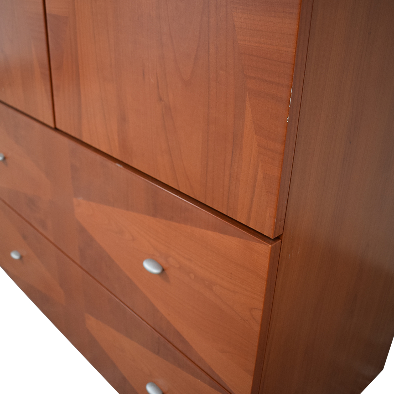 buy Alf Italia Wood Armoire Alf Italia Storage
