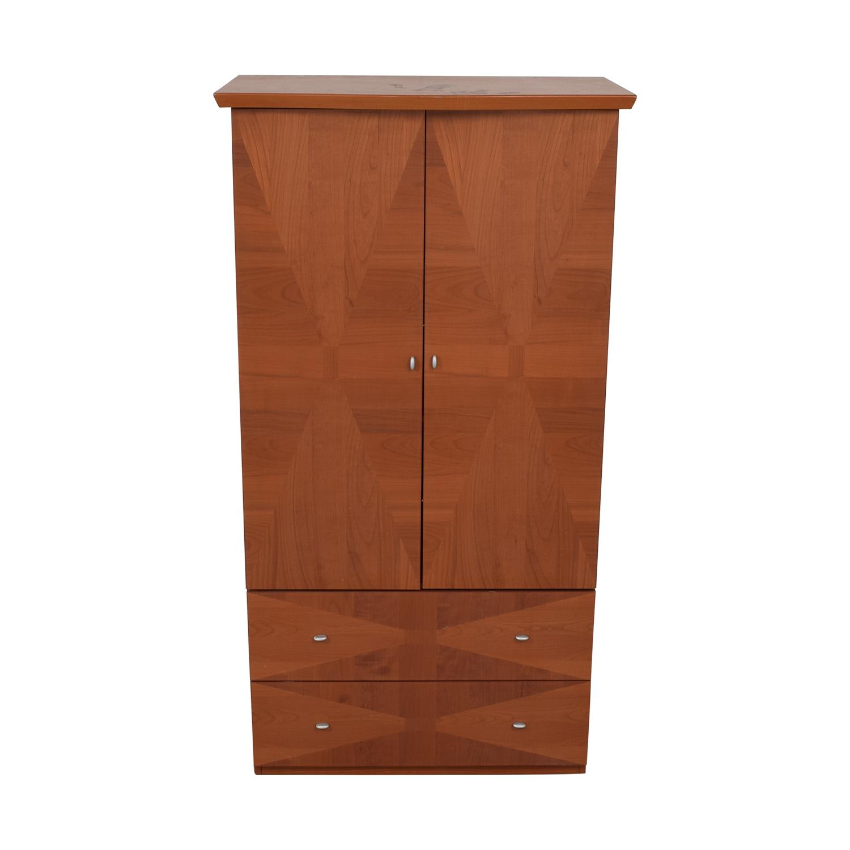Alf Italia Wood Armoire / Wardrobes & Armoires