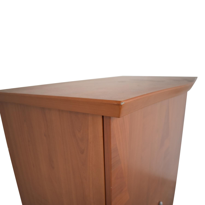 Alf Italia Alf Italia Wood Armoire used