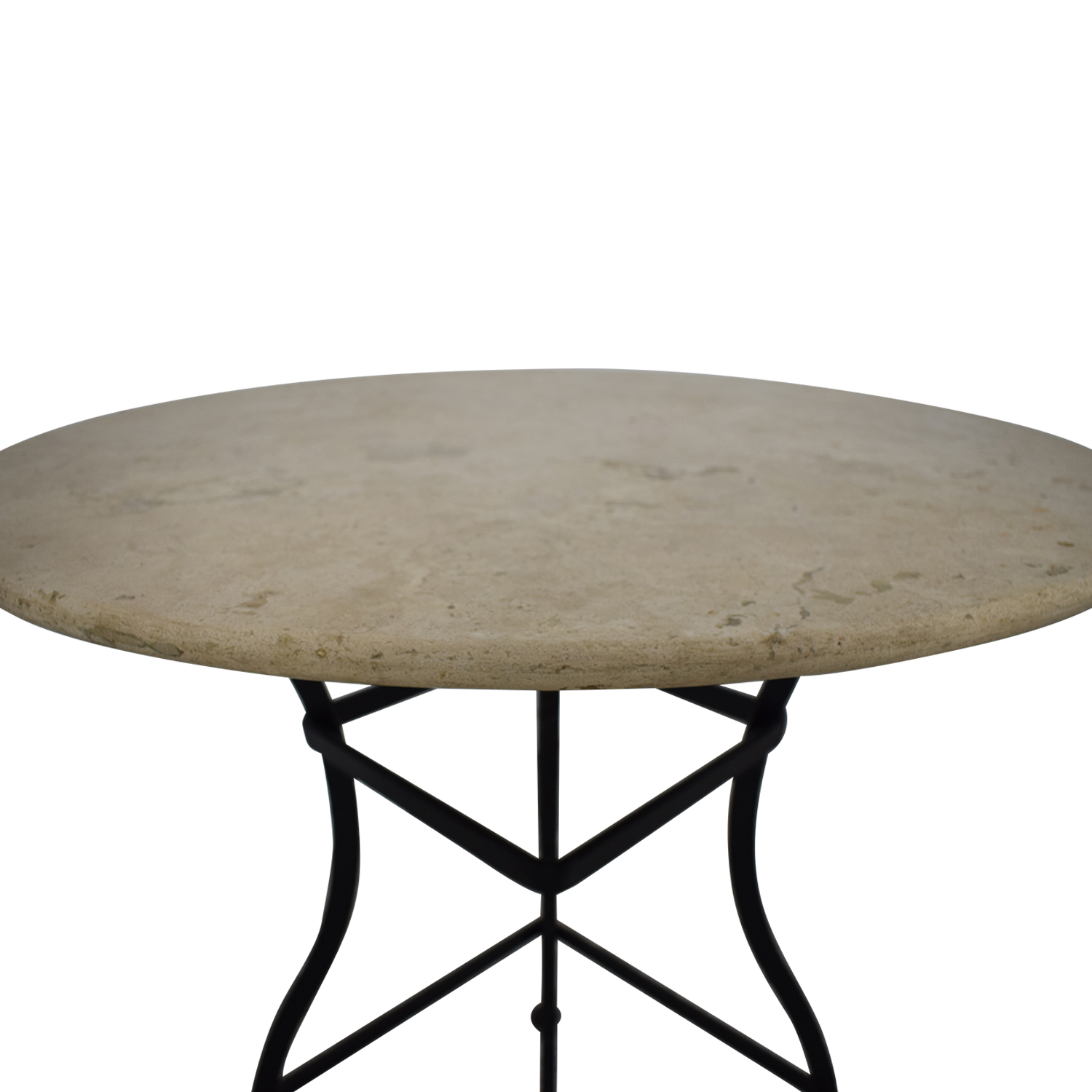 Crate & Barrel Crate & Barrel Bistro Table for sale