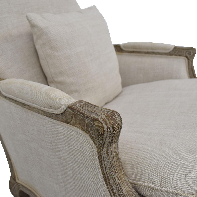 buy Restoration Hardware Restoration Hardware Lyon Chair online
