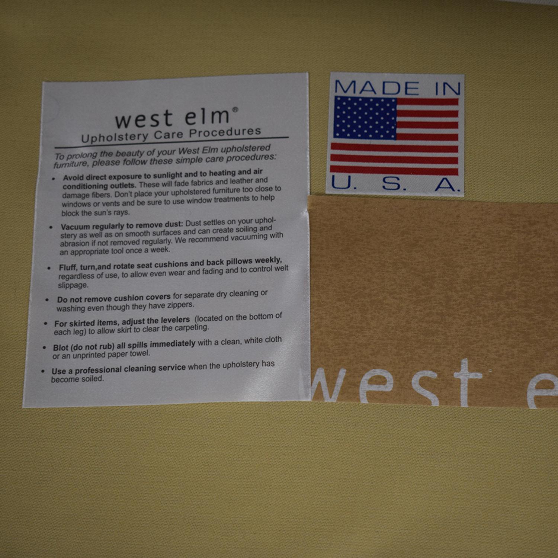 shop West Elm Henry Sofa West Elm