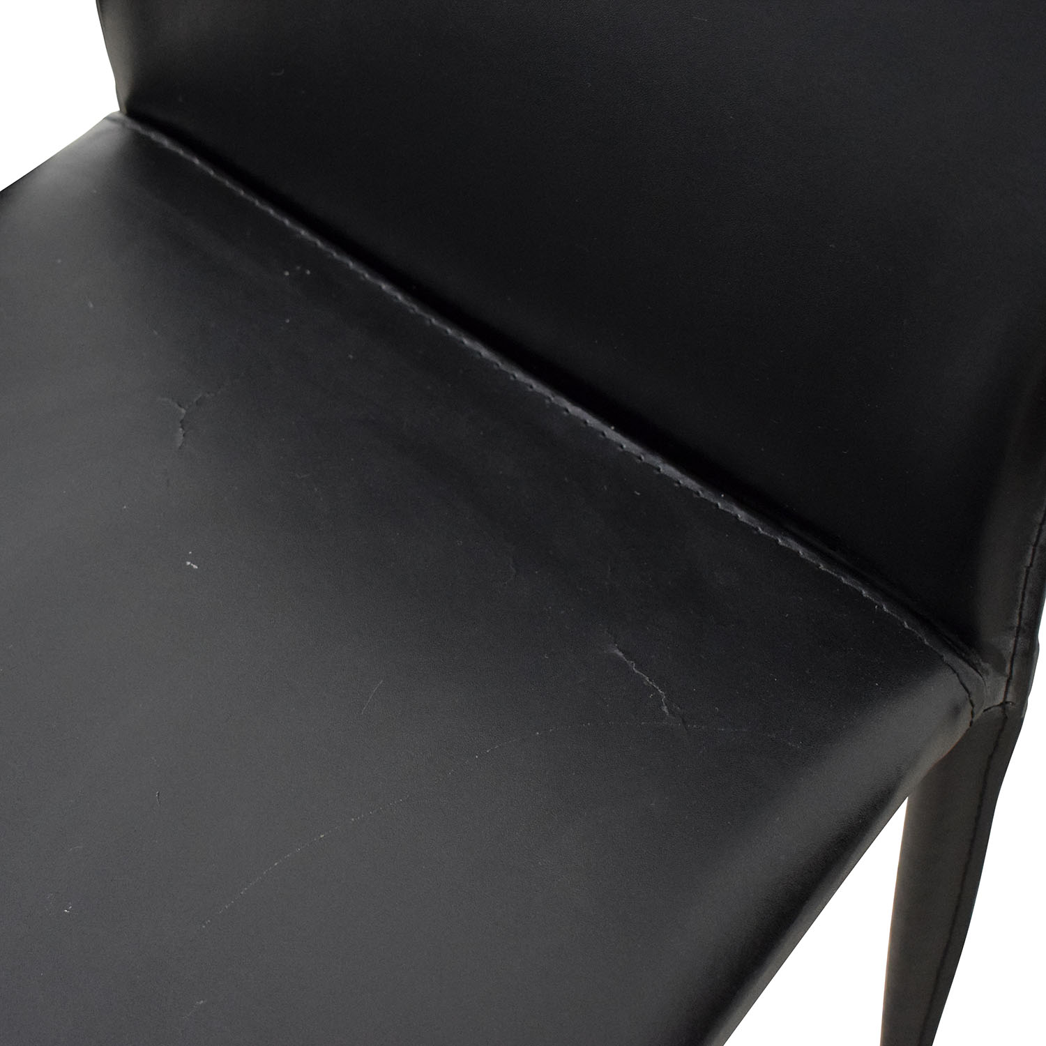 Room & Board Room & Board Modern Black Dining Chairs Dining Chairs