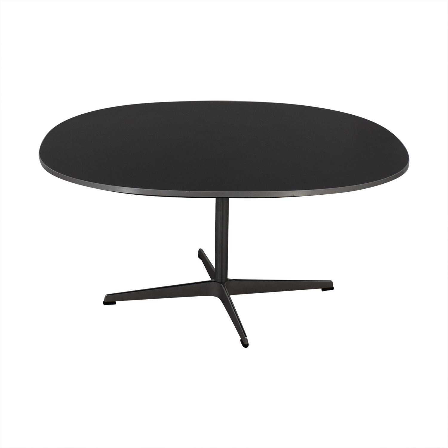Fritz Hansen Fritz Hansen Piet Hein Superellipse Coffee Table on sale