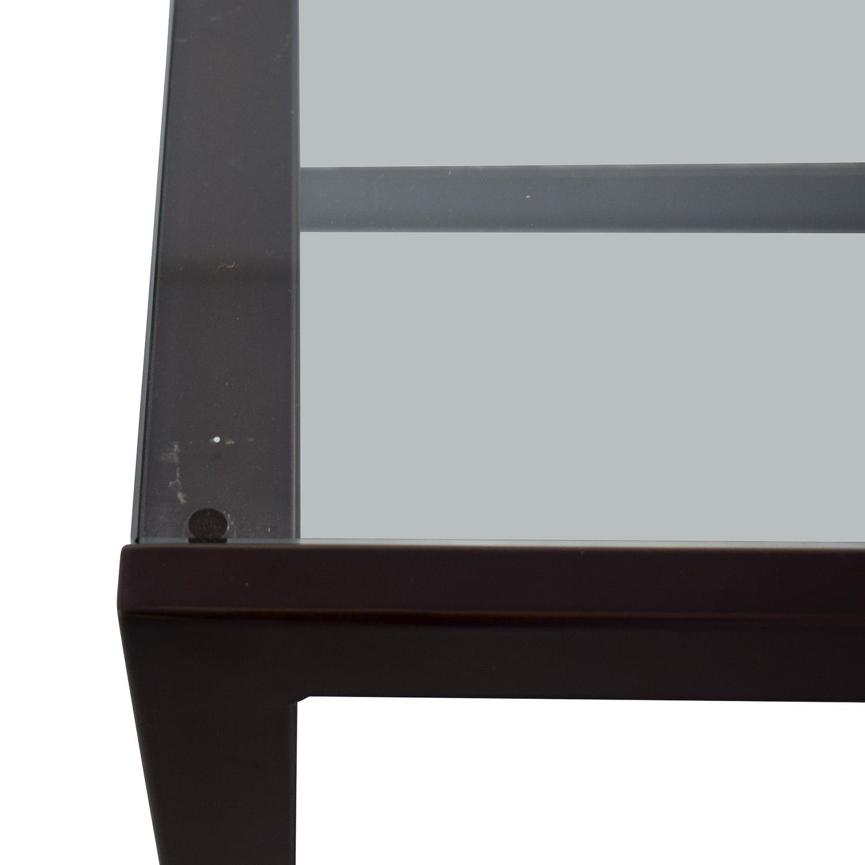 Crate & Barrel Side Table sale