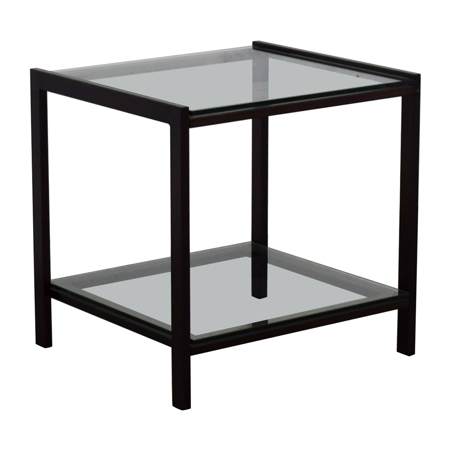 Crate & Barrel Side Table / Tables