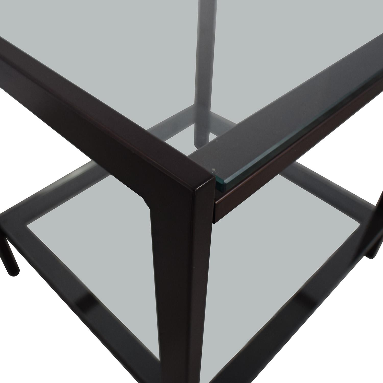 Crate & Barrel Crate & Barrel Side Table End Tables