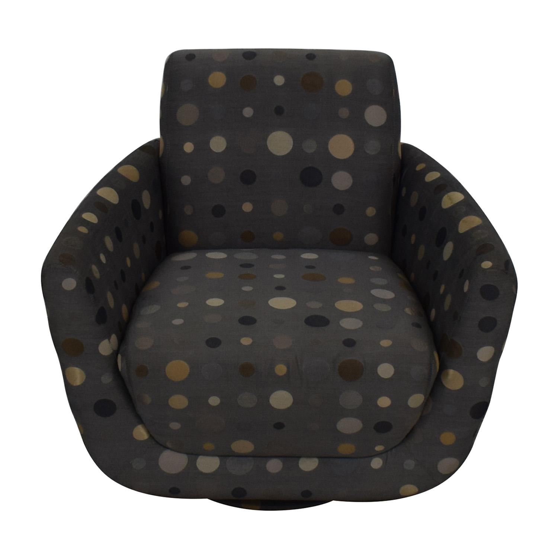 Nienkamper Nienkamper Polka Dot Accent Chair price