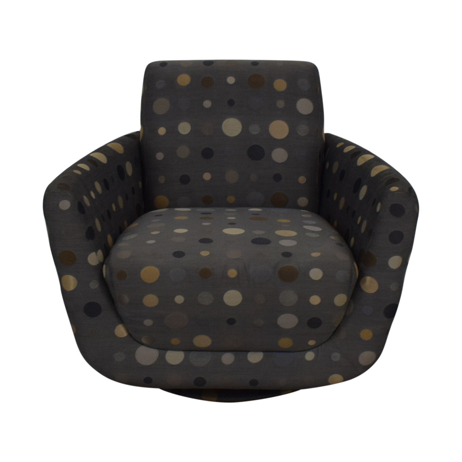 Nienkamper Nienkamper Polka Dot Accent Chair discount