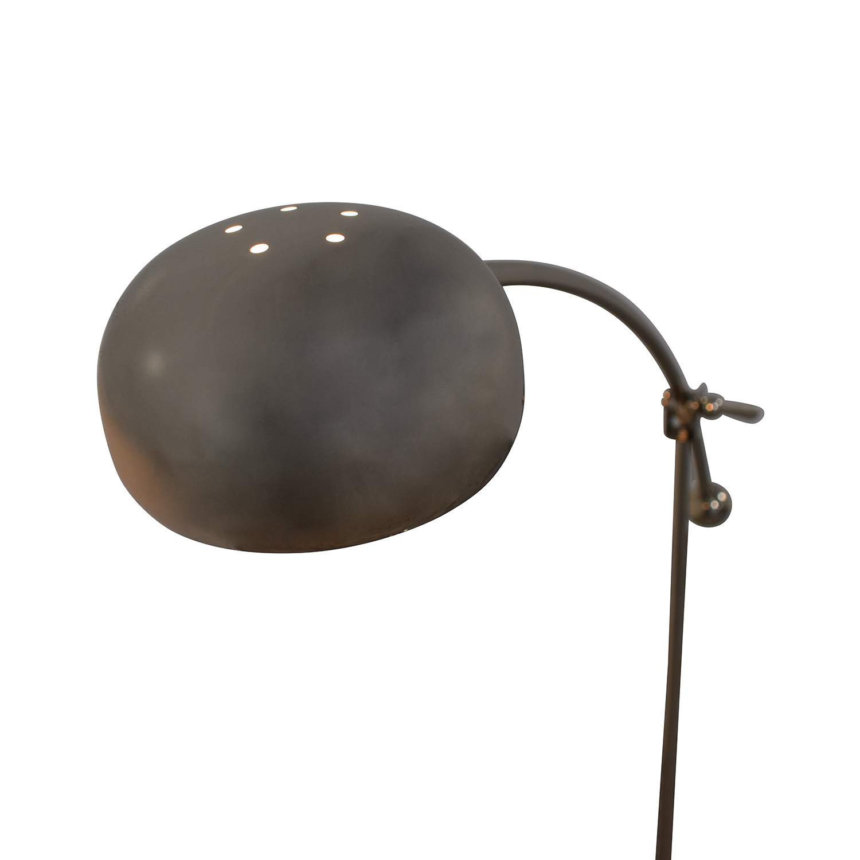 Pottery Barn Pottery Barn Larkin LED Task Floor Lamp second hand