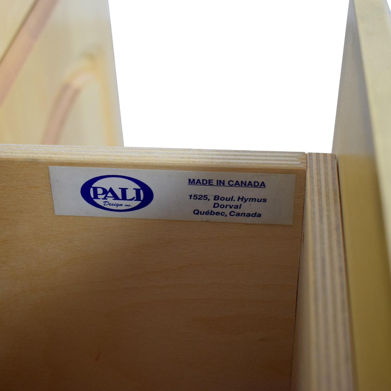 buy Pali Modern Four Drawer Dresser And Cabinet Pali Storage