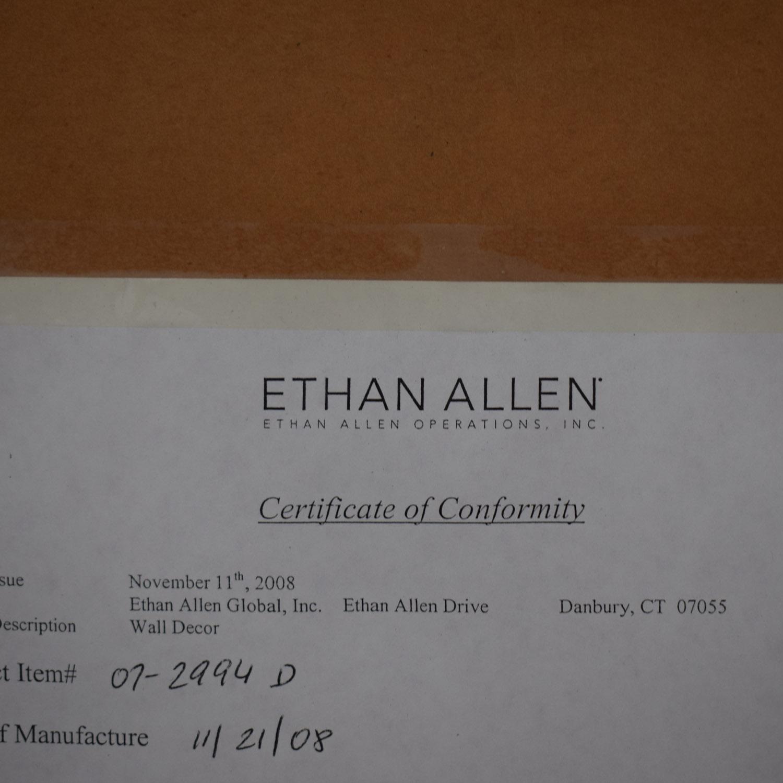 buy Ethan Allen Framed Prints Ethan Allen Wall Art