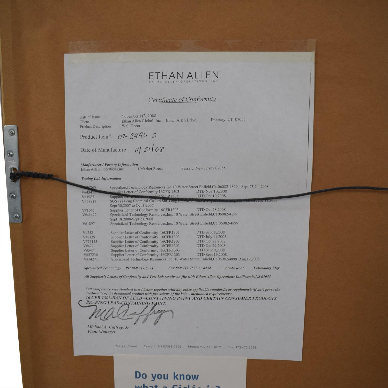 Ethan Allen Framed Prints sale
