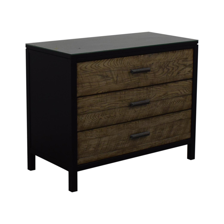 Ethan Allen Ethan Allen Three-Drawer Dresser second hand