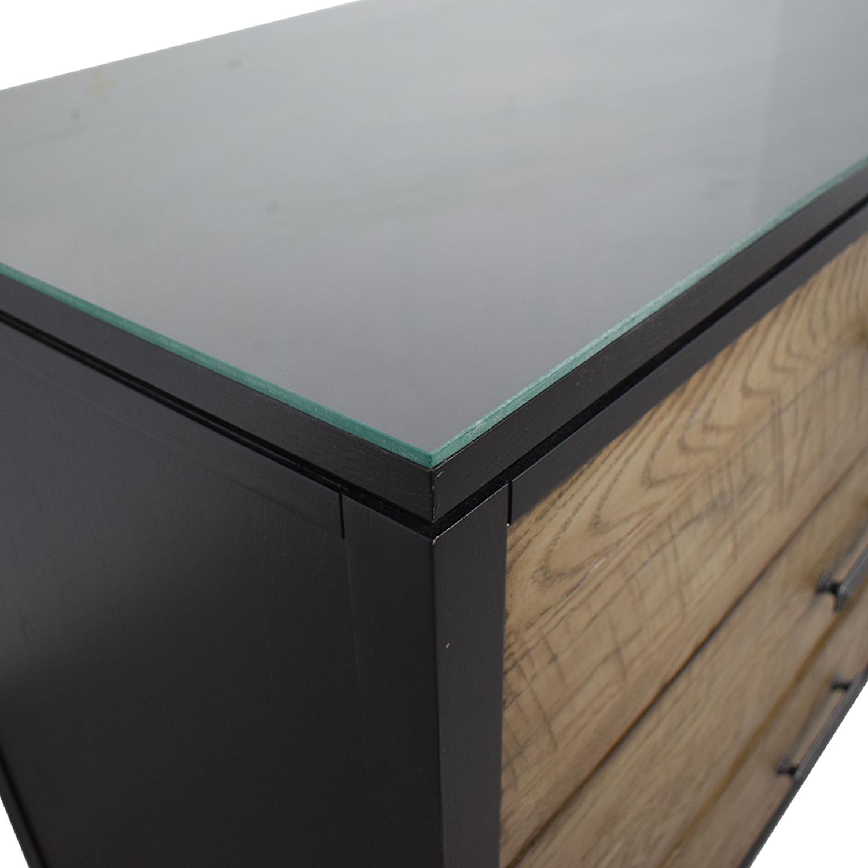 buy Ethan Allen Three-Drawer Dresser Ethan Allen Storage