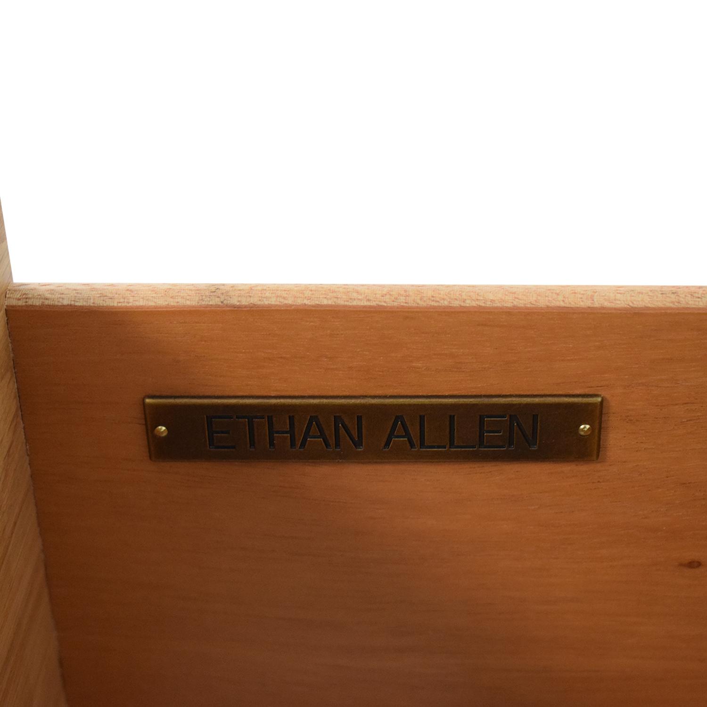 shop Ethan Allen Three-Drawer Dresser Ethan Allen Dressers