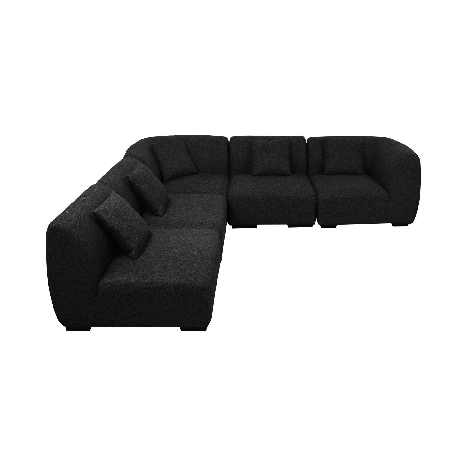 buy Scandinavian Design Kelsey Modular Sectional Scandinavian Designs