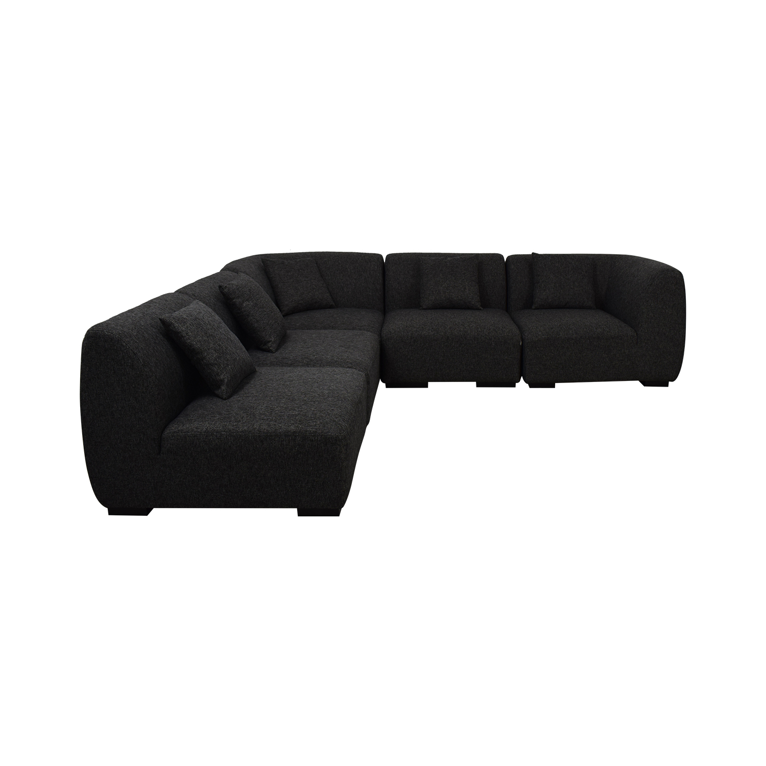 Scandinavian Designs Scandinavian Design Kelsey Modular Sectional for sale