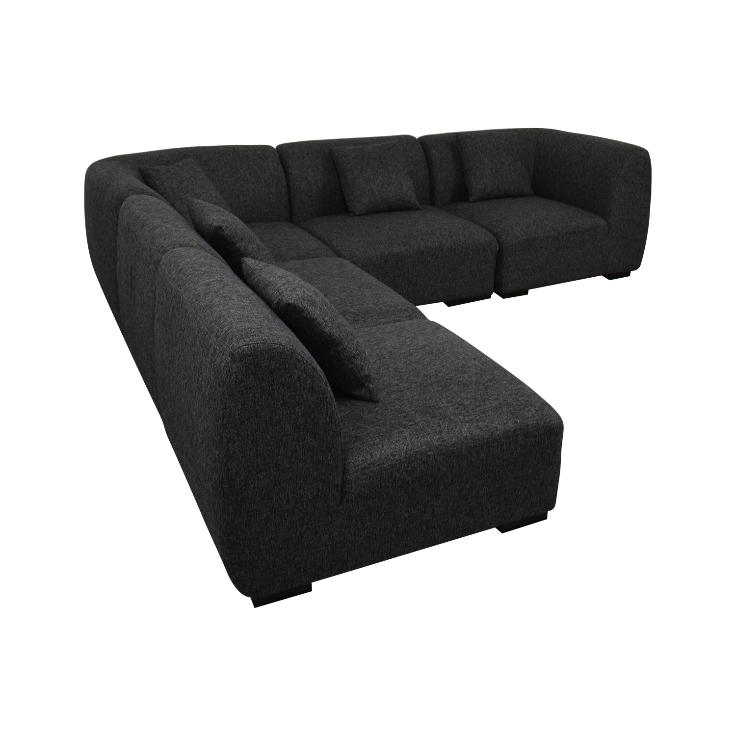 Scandinavian Design Kelsey Modular Sectional Scandinavian Designs