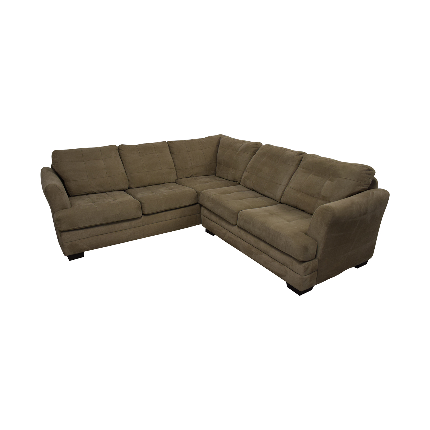 Raymour & Flanigan Sectional sale