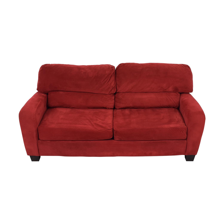 Terrific 85 Off Broyhill Furniture Broyhill Two Cushion Sofa Sofas Evergreenethics Interior Chair Design Evergreenethicsorg