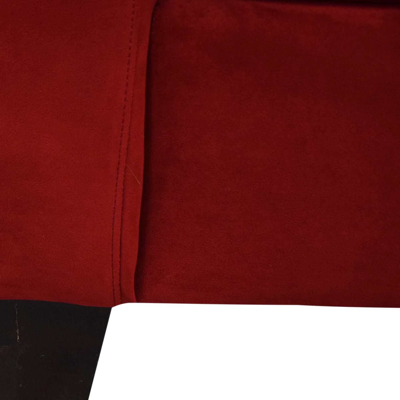 Broyhill Furniture Broyhill Two-Cushion Sofa