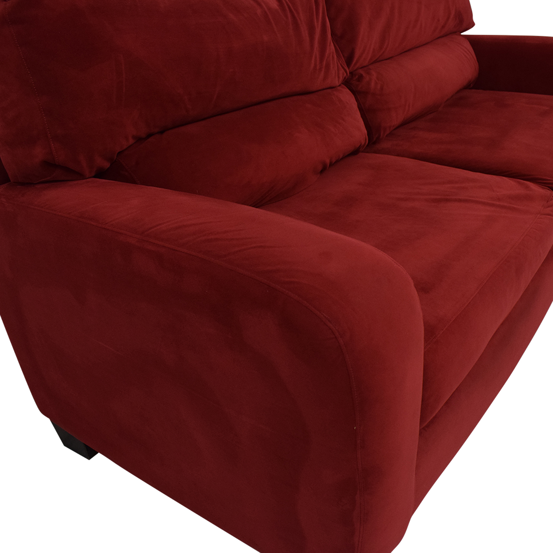 Broyhill Furniture Broyhill Two-Cushion Sofa discount