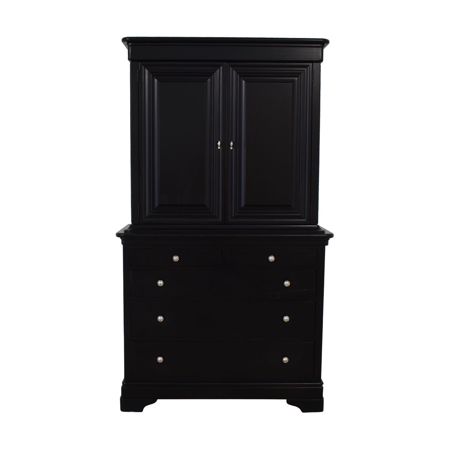 Stanley Furniture Stanley Furniture Armoire black