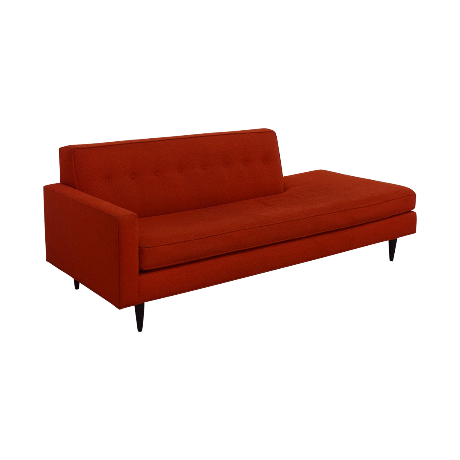 Design Within Reach Design Within Reach Bantam Studio Sofa orange