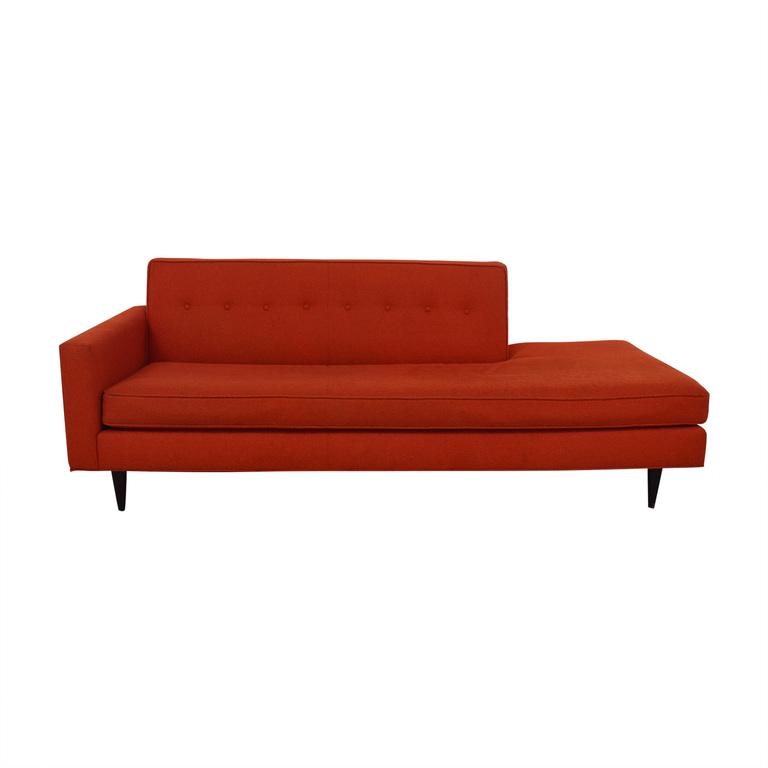 Design Within Reach Design Within Reach Bantam Studio Sofa dimensions