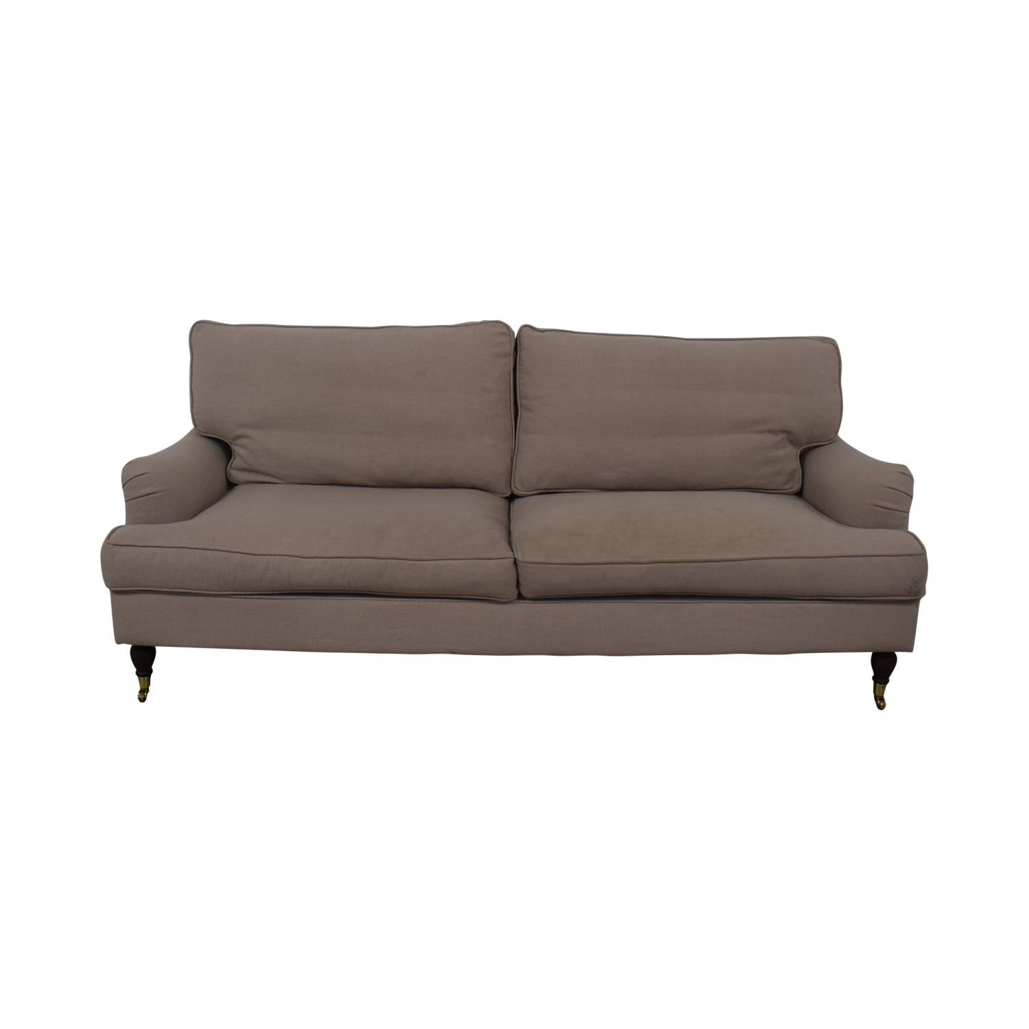Safavieh Safavieh Roll Arm Sofa