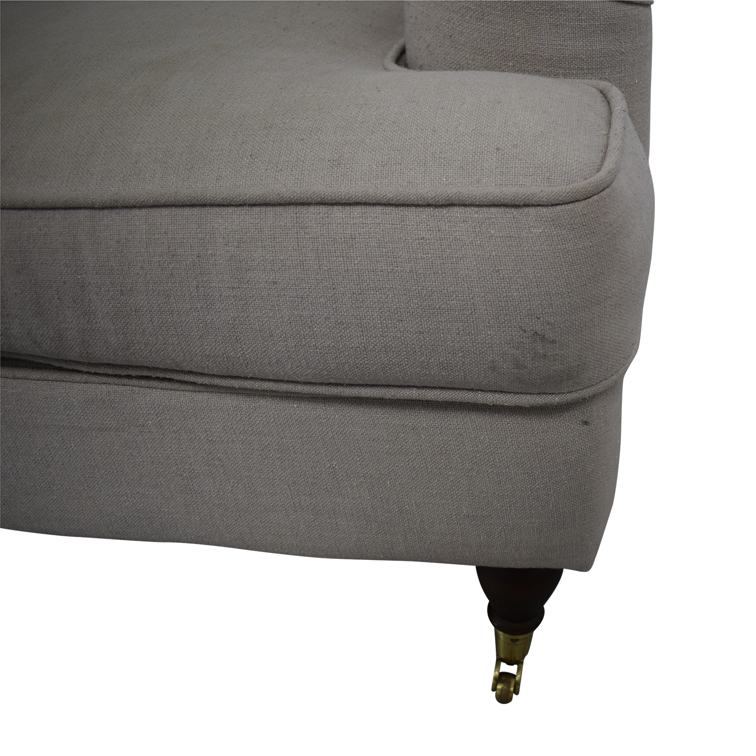 Safavieh Safavieh Roll Arm Sofa nyc