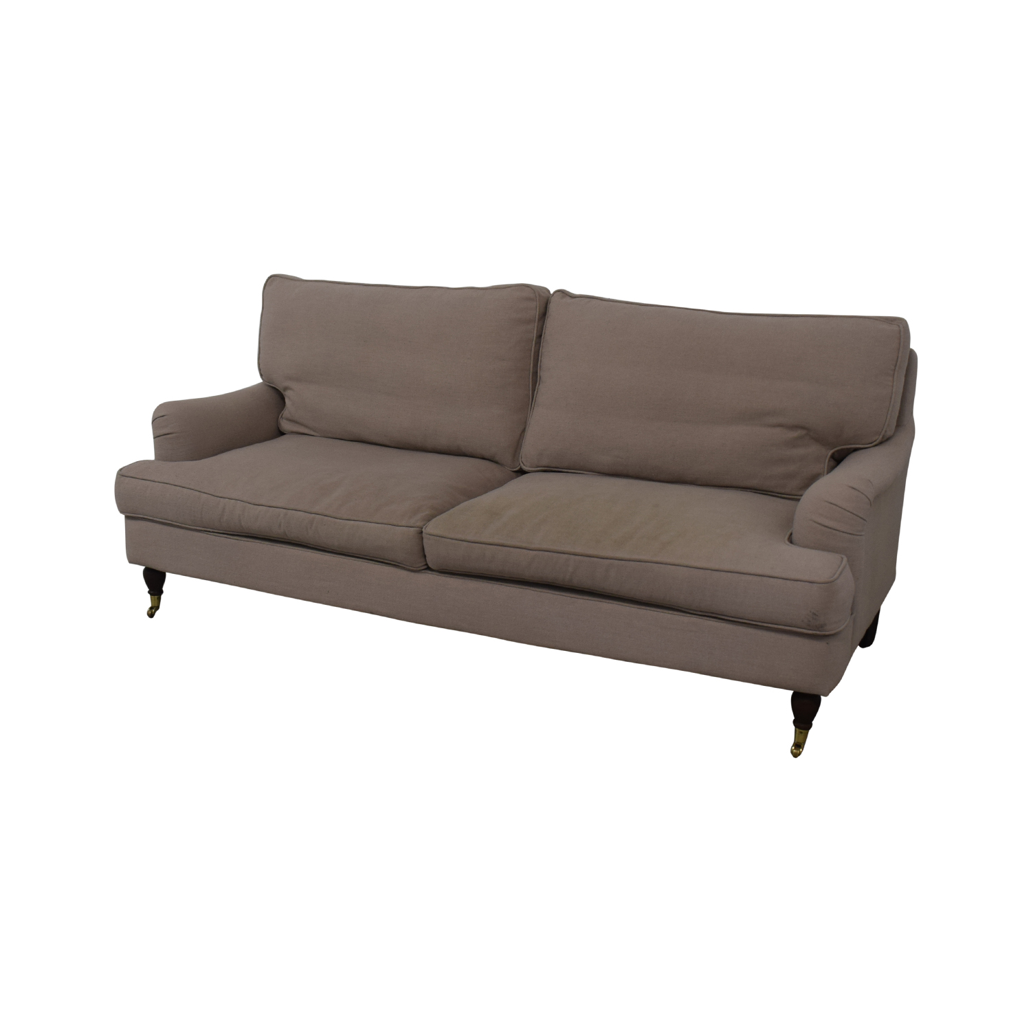Safavieh Roll Arm Sofa Safavieh