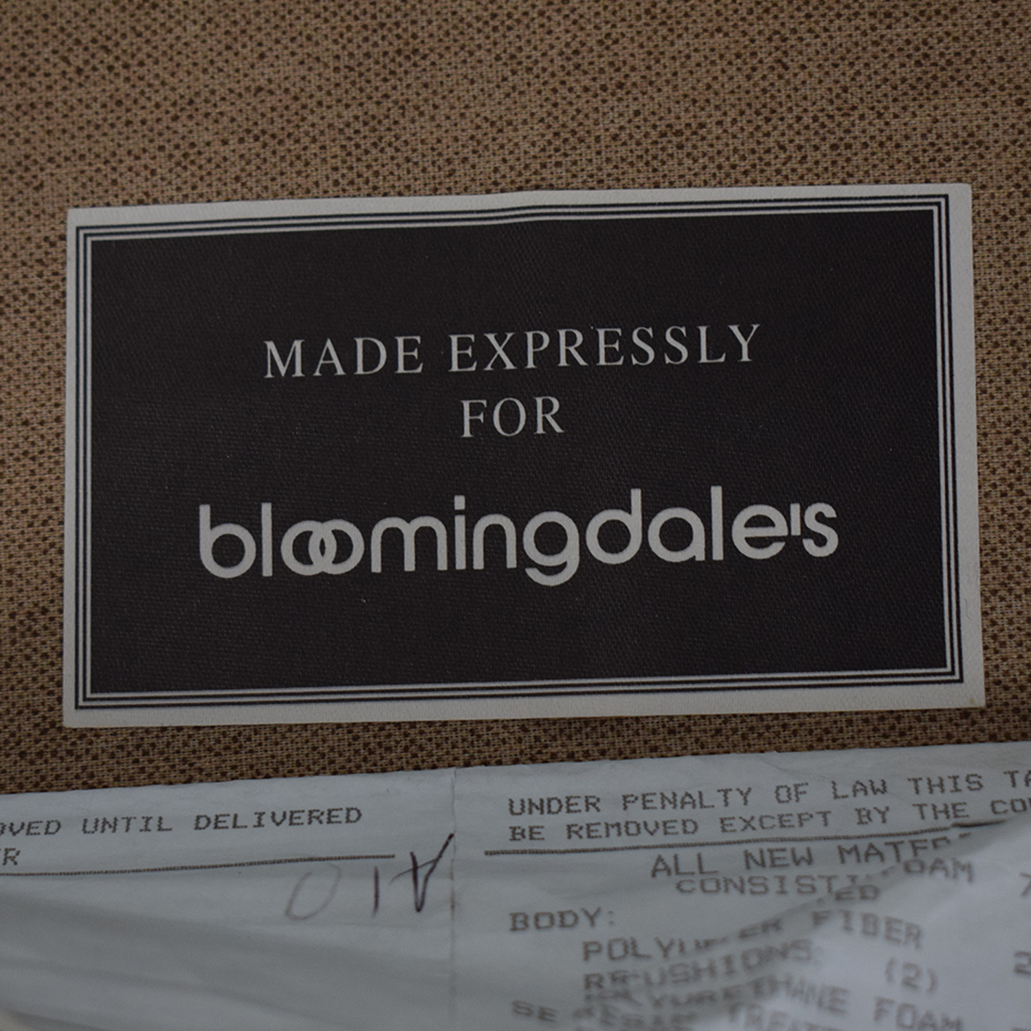 shop Bloomingdale's Bloomingdale's Loveseat online