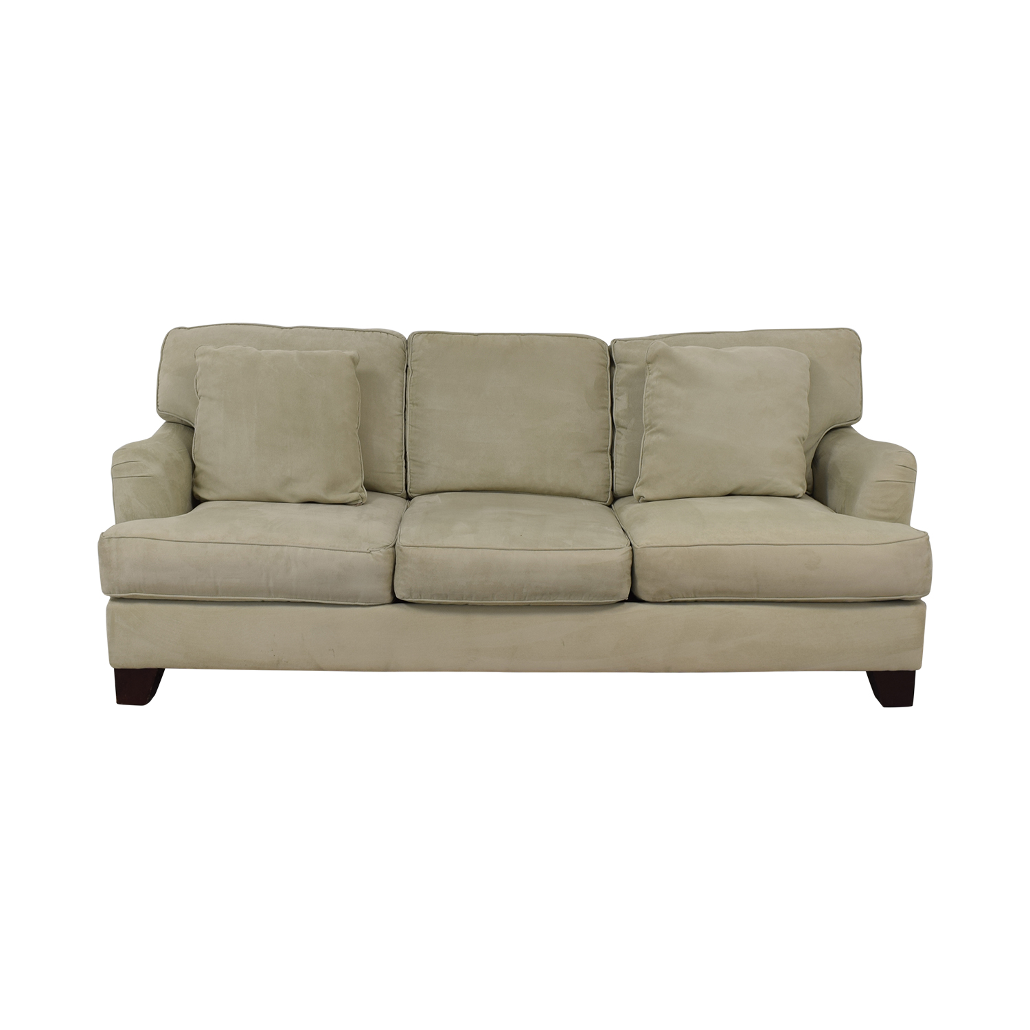 Bloomingdale's Bloomingdale's Three Cushion Sofa nj