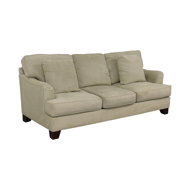Bloomingdale's Bloomingdale's Three Cushion Sofa