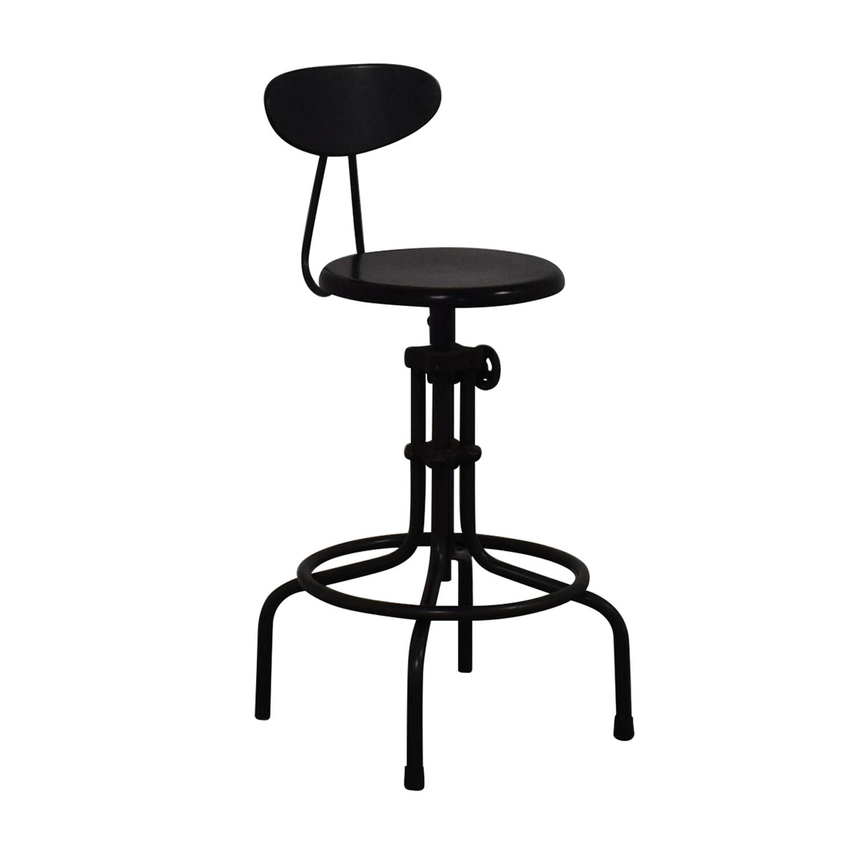shop ABC Carpet & Home Industrial Stool ABC Carpet & Home Chairs