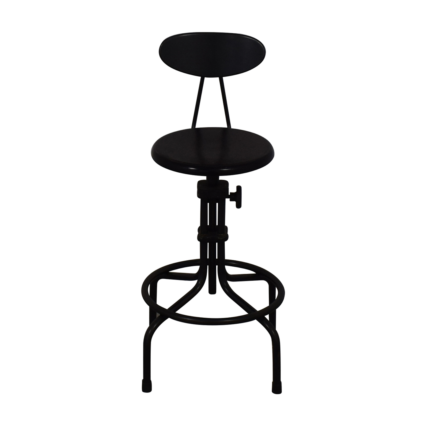ABC Carpet & Home Industrial Stool / Chairs