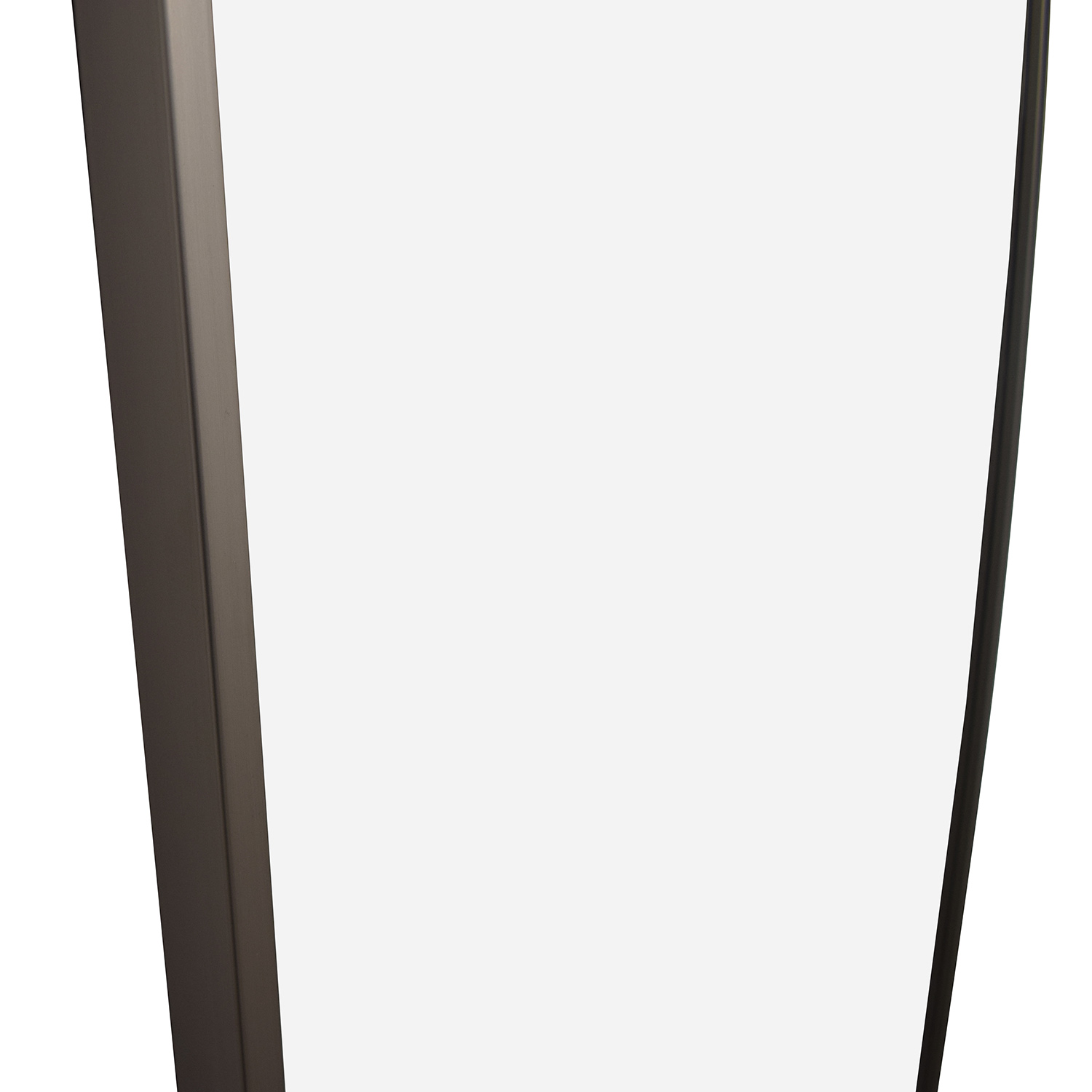 West Elm West Elm Metal Framed Floor Mirror for sale