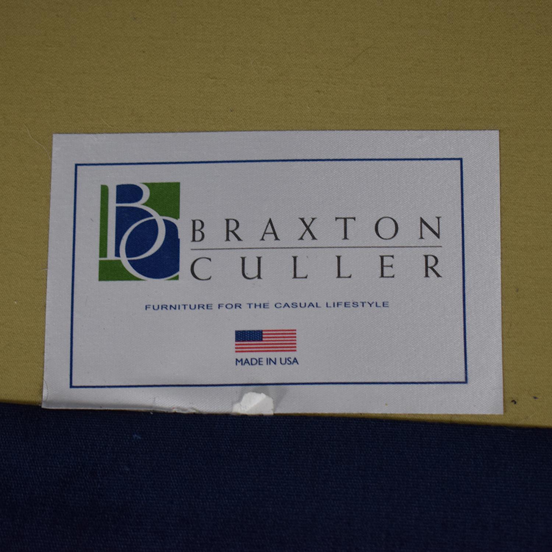 Braxton Culler Braxton Culler Blue Tufted Sofa coupon