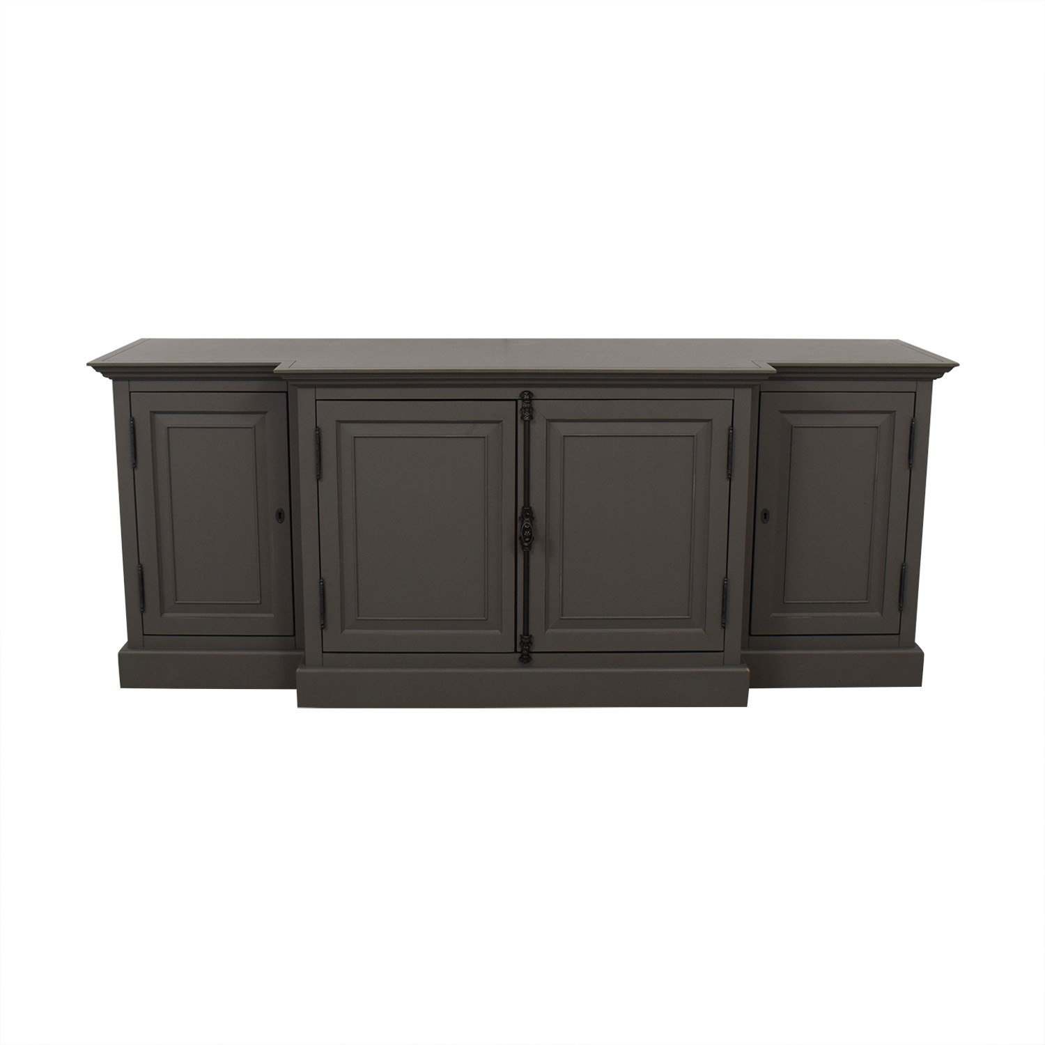 Restoration Hardware Restoration Hardware Media Console nj
