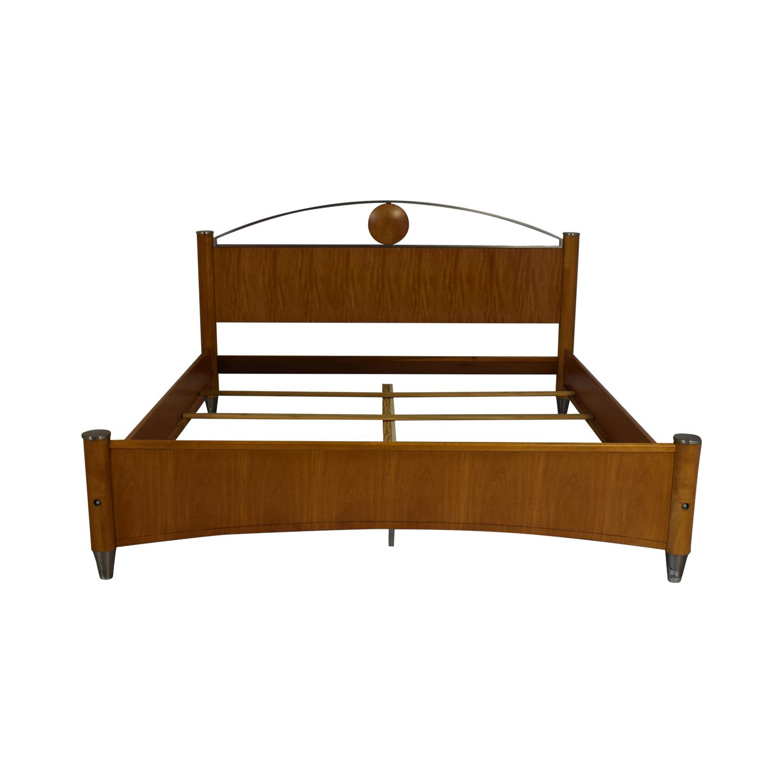 Ethan Allen Ethan Allen Radius California King Bed Frame dimensions