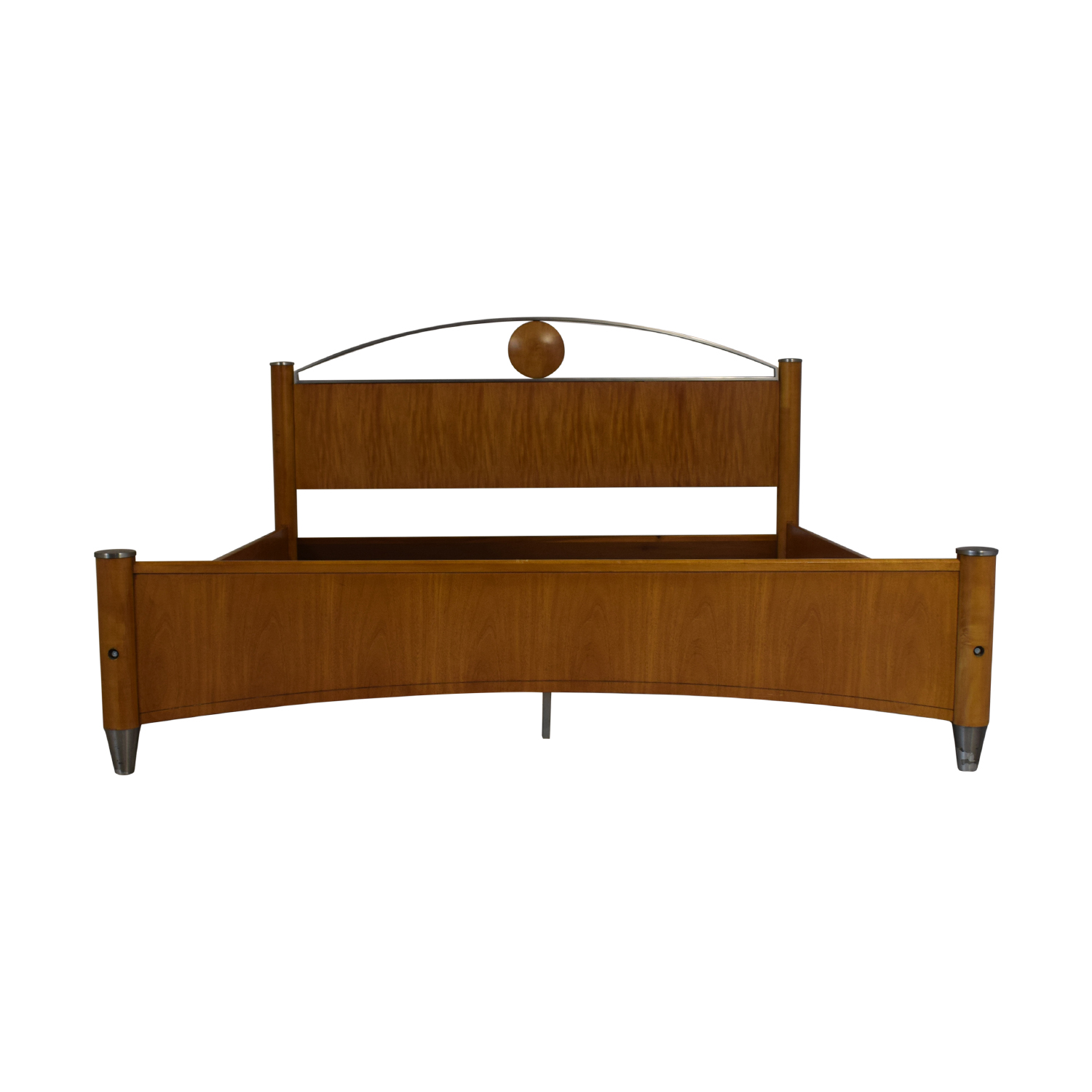 Ethan Allen Ethan Allen Radius California King Bed Frame for sale