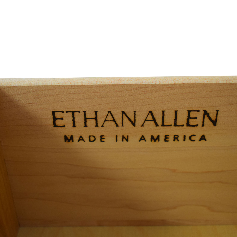 Ethan Allen Ethan Allen Radius Six Drawer Dresser coupon