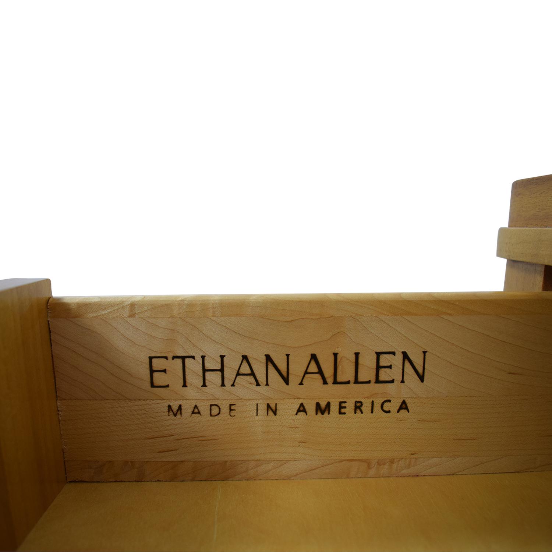 Ethan Allen Ethan Allen Radius Night Stands nj