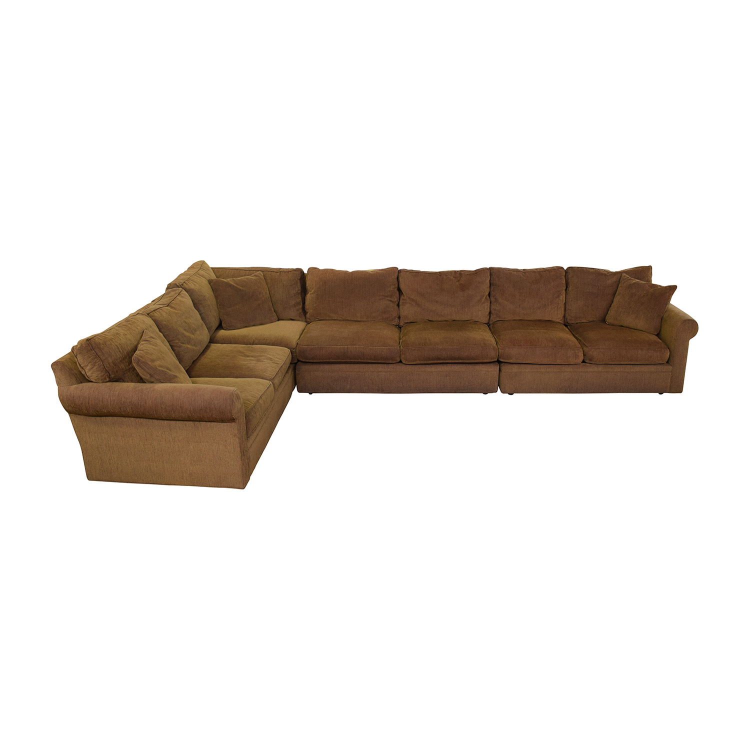 Crate & Barrel Modular Sectional Sofa Crate & Barrel