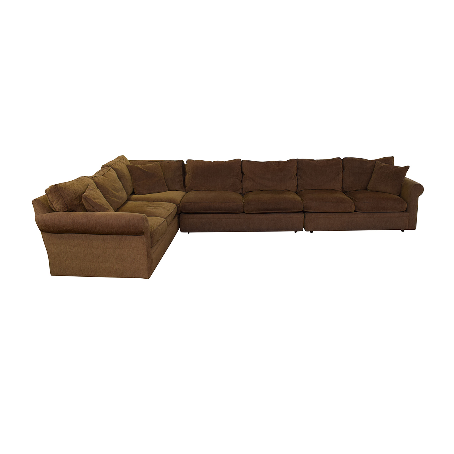 Crate & Barrel Modular Sectional Sofa / Sofas